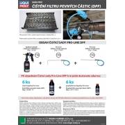 Čištění filtru pevných částic (DPF)