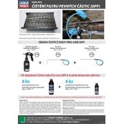 Sada pro čištění filtru pevných částic (DPF)