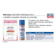 Vítěz testu LIQUI MOLY Multi-Spray Plus 7