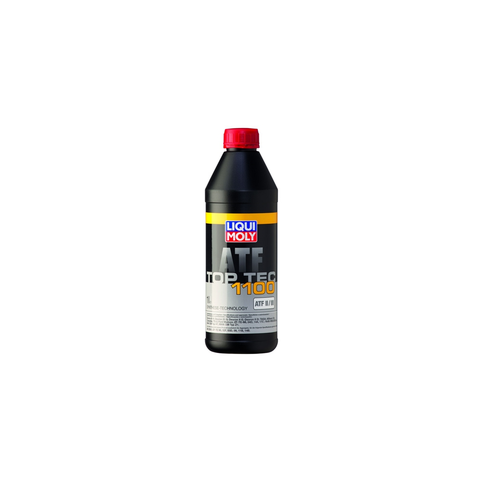 liqui moly top tec atf 1100 500 ml oleje. Black Bedroom Furniture Sets. Home Design Ideas