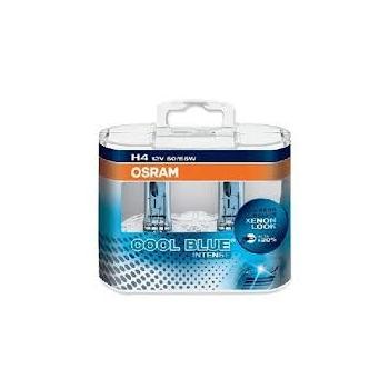 Autožárovka H4 Osram COOL BLUE 64193CB 12V 60/55W DUO