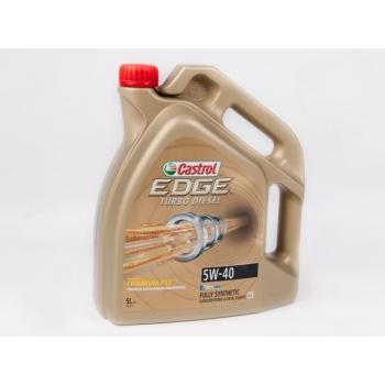 Castrol EDGE FST Turbo Diesel 5W-40 5l