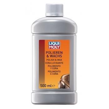Liqui Moly Leštidlo & Vosk 500 ml