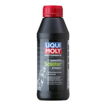 Liqui Moly Motorový olej Motorbike 2T Semisynth Scooter  500 ml