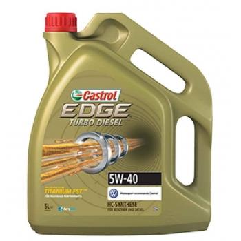 Castrol EDGE FST Turbo Diesel 5W-40 4l