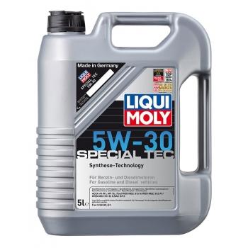 Liqui Moly Motorový olej Leichtlauf Special 5W-30 5 l