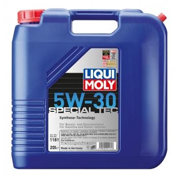 Liqui Moly Motorový olej Leichtlauf Special 5W-30 20 l