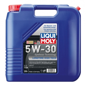 Liqui Moly Longtime High Tech 5W-30 20 l