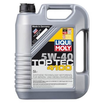 Liqui Moly Top Tec 4100 5W-40 5 l