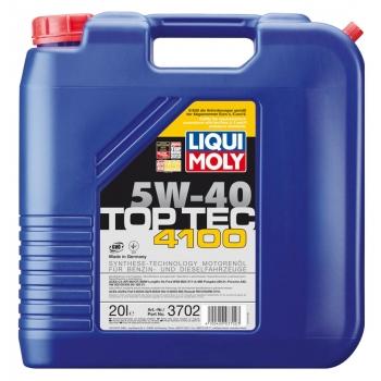 Liqui Moly Top Tec 4100 5W-40 20 l