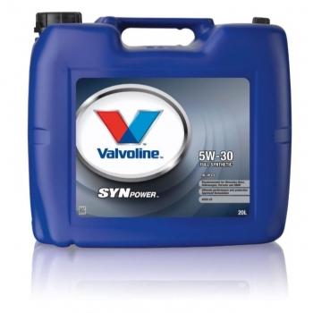 Valvoline SynPower XL-III C3 5W-30 20l