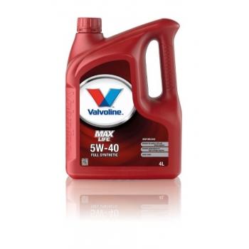 Valvoline Max Life Synthetic 5W-40 4l