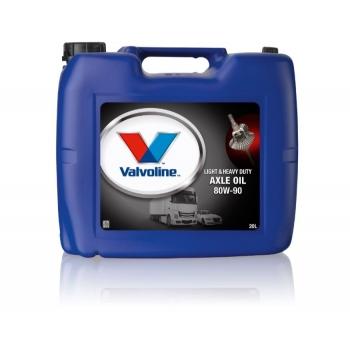 Valvoline Light&Heavy Duty Axle Oil 80W-90 20l