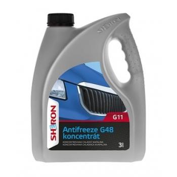 Sheron Koncentrát do chladičů Antifreeze G48/G11 3l