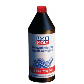 Liqui Moly Hypoidní převodový olej LS SAE 75W-140 500 ml