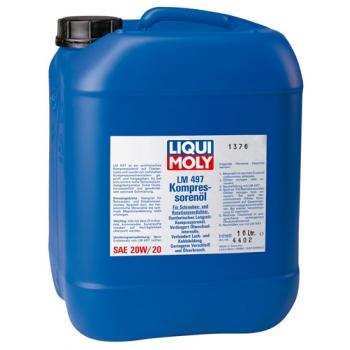 Liqui Moly Kompresorový olej LM 497 SAE 20W-20 10 l