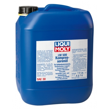 Liqui Moly Kompresorový olej LM 500 SAE 30 10 l