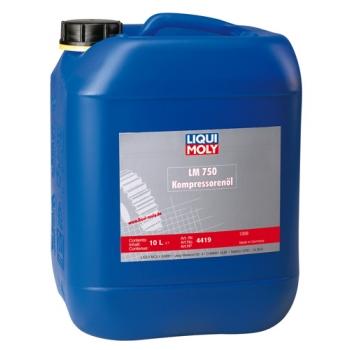 Liqui Moly Kompresorový olej LM 750 SAE 40 195 l
