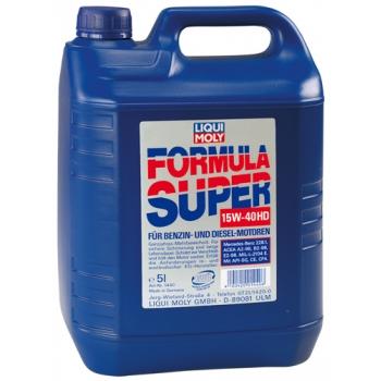 Liqui Moly Formula Super 15W-40 60 l