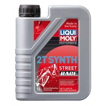 Liqui Moly Motorový olej Motorbike 2T Synth Race 20 l