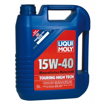 Liqui Moly Touring High Tech 15W-40 5 l
