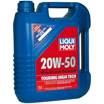 Liqui Moly Touring High Tech 20W-50 205 l