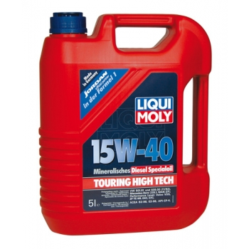 Liqui Moly Touring High Tech Diesel 15W-40 60 l