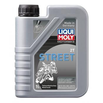 Liqui Moly Motorový olej Motorbike 2T Street 20 l