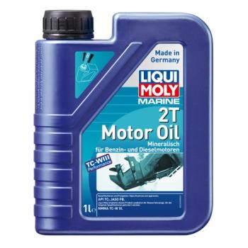 Liqui Moly Motorový olej Marine 2T 1 l
