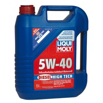 Liqui Moly Diesel High Tech 5W-40 205 l