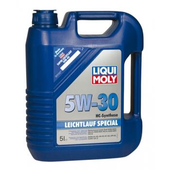 Liqui Moly Motorový olej Leichtlauf Special 5W-30 205 l