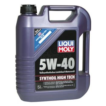 Liqui Moly Motorový olej Synthoil High Tech 5W-40 20 l