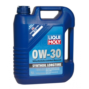 Liqui Moly Motorový olej Synthoil Longtime 0W-30 5 l