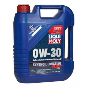 Liqui Moly Motorový olej Synthoil Longtime Plus 0W-30 5 l
