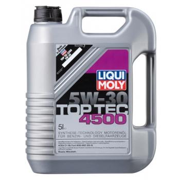 Liqui Moly Top Tec 4500 5W-30 205 l