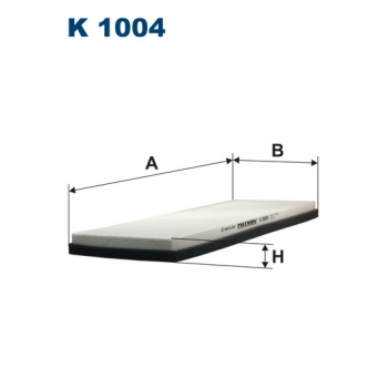 Filtron K 1004 - kabinovy filtr