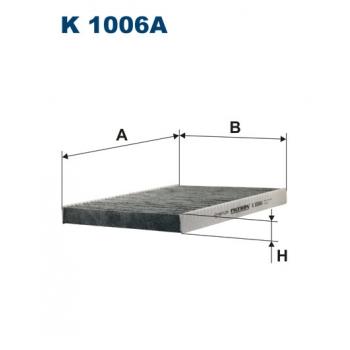 Filtron K 1006A - kabinovy filtr
