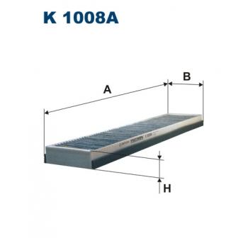 Filtron K 1008A - kabinovy filtr
