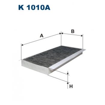 Filtron K 1010A - kabinovy filtr