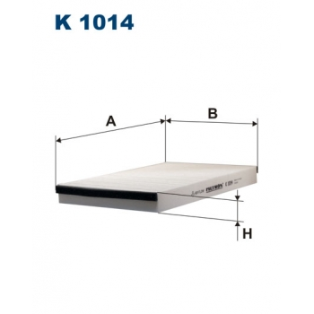 Filtron K 1014 - kabinovy filtr