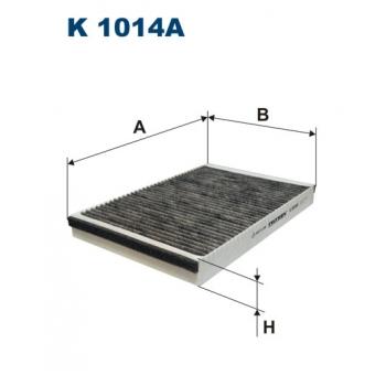 Filtron K 1014A - kabinovy filtr