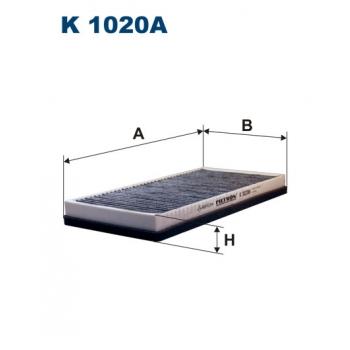 Filtron K 1020A - kabinovy filtr