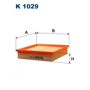 Filtron K 1029 - kabinovy filtr