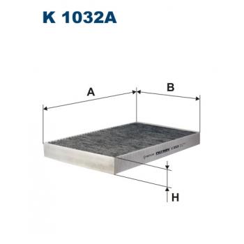 Filtron K 1032A - kabinovy filtr
