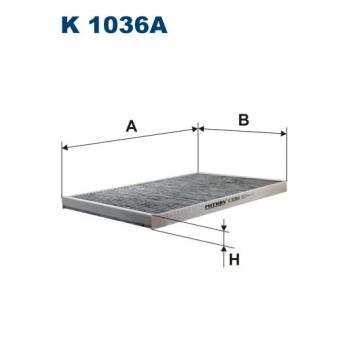 Filtron K 1036A - kabinovy filtr