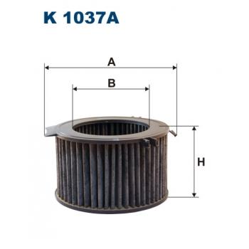 Filtron K 1037A - kabinovy filtr