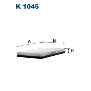 Filtron K 1045 - kabinovy filtr