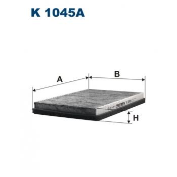 Filtron K 1045A - kabinovy filtr
