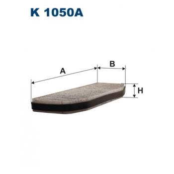 Filtron K 1050A - kabinovy filtr