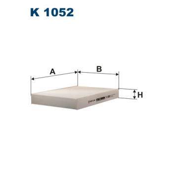 Filtron K 1052 - kabinovy filtr